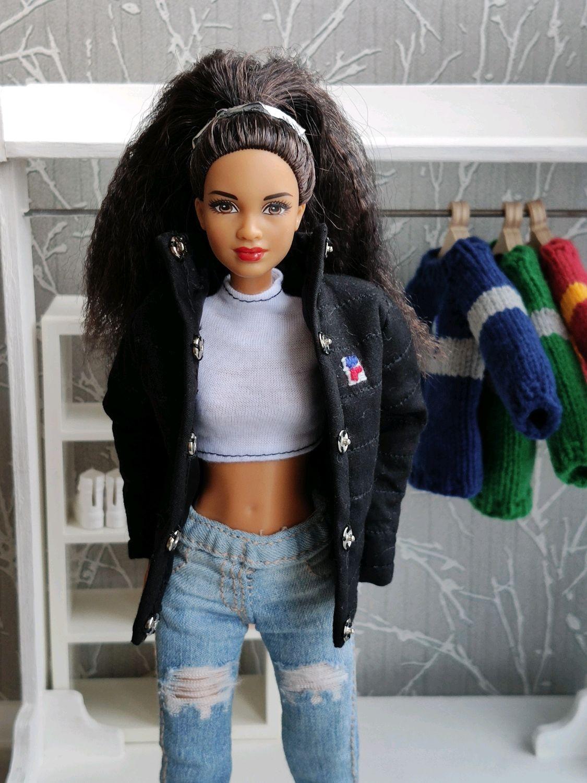 "Куртка для Барби ""FIMA"", Одежда для кукол, Зеленоград,  Фото №1"