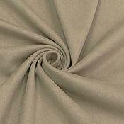 Замша ручной работы. Ярмарка Мастеров - ручная работа Ткань замша стрейч мокко одежная. Handmade.