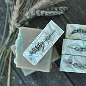 Косметика ручной работы. Ярмарка Мастеров - ручная работа Скошенный луг , натуральное мыло на овсянке. Handmade.