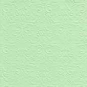 """Материалы для творчества ручной работы. Ярмарка Мастеров - ручная работа Бумага с тиснением """"Дамаск"""", цвет Салатовый, 3 листа, 20 Х 30 см. Handmade."""