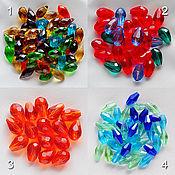 Материалы для творчества handmade. Livemaster - original item Crystal beads drops. Handmade.