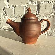 """Посуда ручной работы. Ярмарка Мастеров - ручная работа Чайник """"Восточный"""". Handmade."""
