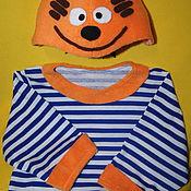 Одежда ручной работы. Ярмарка Мастеров - ручная работа Новогодний  костюм Коржик. Handmade.