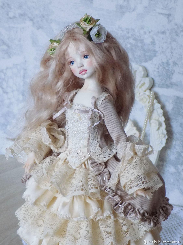 Шарнирная кукла Есения, Шарнирная кукла, Шилово,  Фото №1