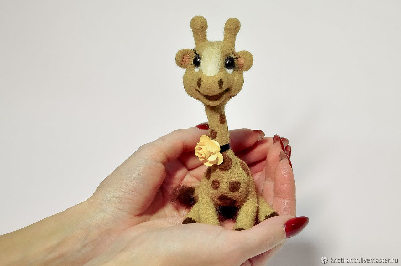 felted toy ... , Felted Toy, Severodvinsk,  Фото №1