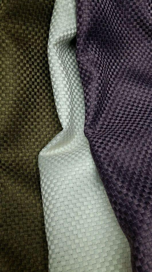 Текстиль, ковры ручной работы. Ярмарка Мастеров - ручная работа. Купить Штора портьерная. Handmade. Шторы готовые