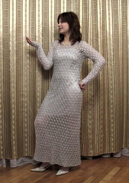 Платья ручной работы. Ярмарка Мастеров - ручная работа. Купить Вечернее платье. Handmade.