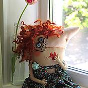 Куклы и игрушки ручной работы. Ярмарка Мастеров - ручная работа Дама без изъяна. Handmade.
