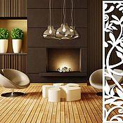handmade. Livemaster - original item Wooden carved partition for interior. Handmade.
