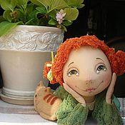 Куклы и игрушки ручной работы. Ярмарка Мастеров - ручная работа мечты расцветают в моём сердце.... Handmade.