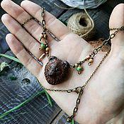 Украшения handmade. Livemaster - original item Pendant with bear (pendant with bear decoration bear). Handmade.