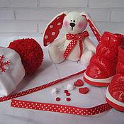 Куклы и игрушки ручной работы. Ярмарка Мастеров - ручная работа Аксессуары для текстильной куклы набор. Handmade.