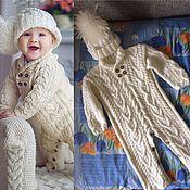 Одежда ручной работы. Ярмарка Мастеров - ручная работа Детский комбинезон. Handmade.