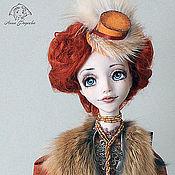 Куклы и пупсы ручной работы. Ярмарка Мастеров - ручная работа Лана. Путешественница. Handmade.