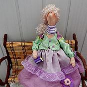 Куклы и игрушки ручной работы. Ярмарка Мастеров - ручная работа Кофеманка Любочка. Handmade.