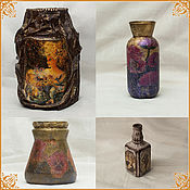 Сувениры и подарки handmade. Livemaster - original item Decorative vases and bowls. Handmade.
