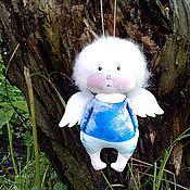Куклы и игрушки ручной работы. Ярмарка Мастеров - ручная работа Ангелочек на счастье... Handmade.