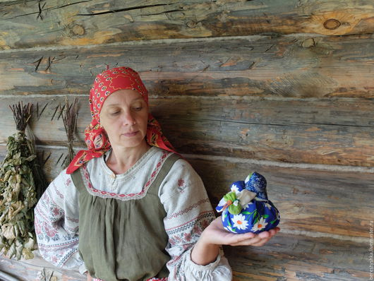 Сувениры ручной работы. Ярмарка Мастеров - ручная работа. Купить кубышка - травница. Handmade. Сухие травы, оберег на здоровье, хлопок