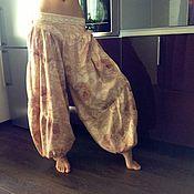 """""""Алладинки"""" штаны- шаровары, этнический стиль."""