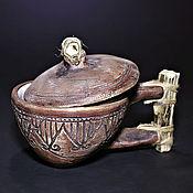 """Посуда ручной работы. Ярмарка Мастеров - ручная работа Кружка """"Тикуа"""". Handmade."""