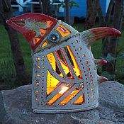 Дача и сад handmade. Livemaster - original item Candle Holder Totem. Handmade.