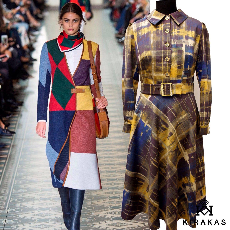 Платье женское индивидуальный пошив