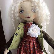 Куклы и игрушки ручной работы. Ярмарка Мастеров - ручная работа Кукла Victory. Handmade.