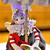 Для дома и интерьера handmade. Livemaster - original item Toys: Angel-night light in the children`s room. Handmade.