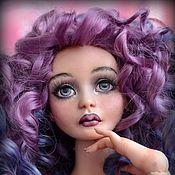Куклы и игрушки ручной работы. Ярмарка Мастеров - ручная работа Маргарет фарфоровая шарнирная кукла. Handmade.