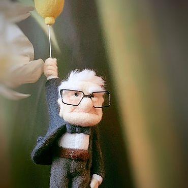 Куклы и игрушки ручной работы. Ярмарка Мастеров - ручная работа Вверх. Handmade.