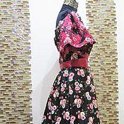 """Одежда ручной работы. Ярмарка Мастеров - ручная работа Авторское платье """"Cherry Lady"""". Handmade."""