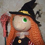 Куклы и игрушки ручной работы. Ярмарка Мастеров - ручная работа Добрая Ведьма. Handmade.