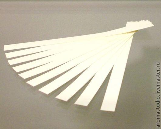 блоттеры - бумажные полоски для составления и тестирования духов