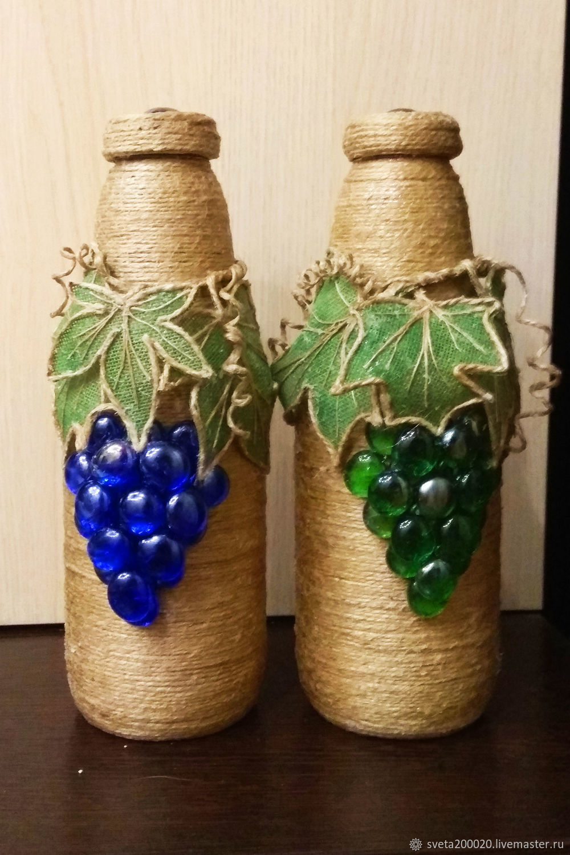 Виноградная гроздь, Бутылки, Шарья,  Фото №1