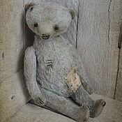 """Куклы и игрушки ручной работы. Ярмарка Мастеров - ручная работа Мишка тедди """"А"""". Handmade."""