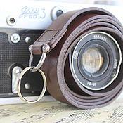 Аксессуары ручной работы. Ярмарка Мастеров - ручная работа Ремень для фотоаппарата №3. Handmade.