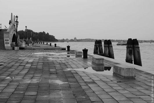 LuStyle. Авторская фоторабота `Холодная пристань`, Венеция, 2014 г.