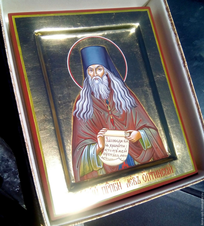 святой пророк амвросий оптинский фото икон можно любоваться эрессунским
