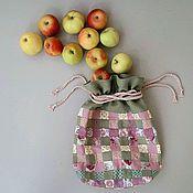 Сувениры и подарки handmade. Livemaster - original item Patchwork gift bag. Handmade.