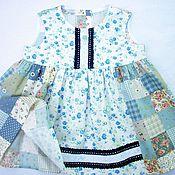 """Работы для детей, ручной работы. Ярмарка Мастеров - ручная работа платье """"Лада"""". Handmade."""