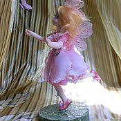 Куклы и игрушки ручной работы. Ярмарка Мастеров - ручная работа Бабочек много не бывает). Handmade.