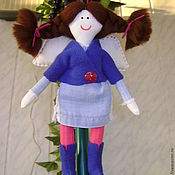 Куклы и игрушки ручной работы. Ярмарка Мастеров - ручная работа Феечка Лялечка. Handmade.