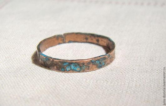 Украшения для мужчин, ручной работы. Ярмарка Мастеров - ручная работа. Купить кольцо мужское авторское Кузнец - подарок мужчине. Handmade.