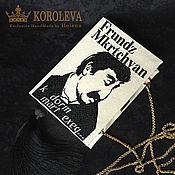 Сумки и аксессуары handmade. Livemaster - original item Clutch with a portrait of the actor. Handmade.