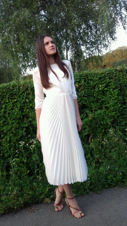 платье с легкой выкройкой