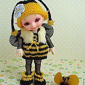 Куклы и игрушки ручной работы. Ярмарка Мастеров - ручная работа Маленькая Пчелка. Handmade.