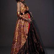 Одежда ручной работы. Ярмарка Мастеров - ручная работа Вечернее платье для беременных. Handmade.