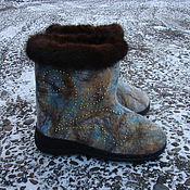 Обувь ручной работы handmade. Livemaster - original item Handmade boots