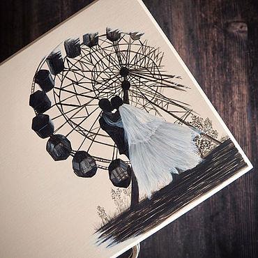 Для дома и интерьера ручной работы. Ярмарка Мастеров - ручная работа Двухъярусный комод для пары. Handmade.
