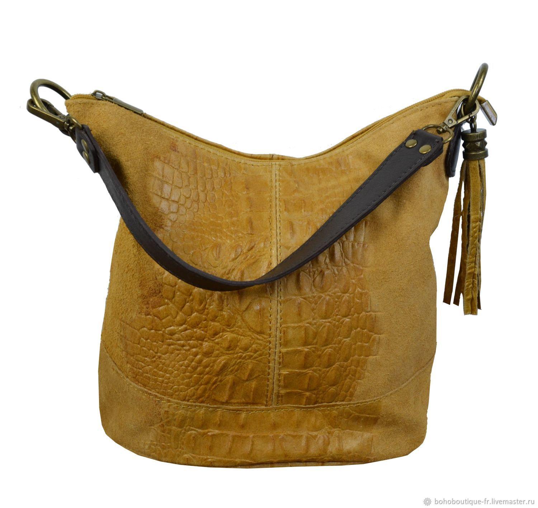 d85f1ea16515 Женские сумки ручной работы. Ярмарка Мастеров - ручная работа. Купить  Кожаная женская сумка цвет ...